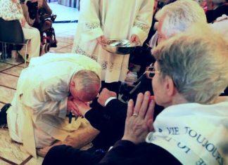 Veliki četvrtak u Vatikanu