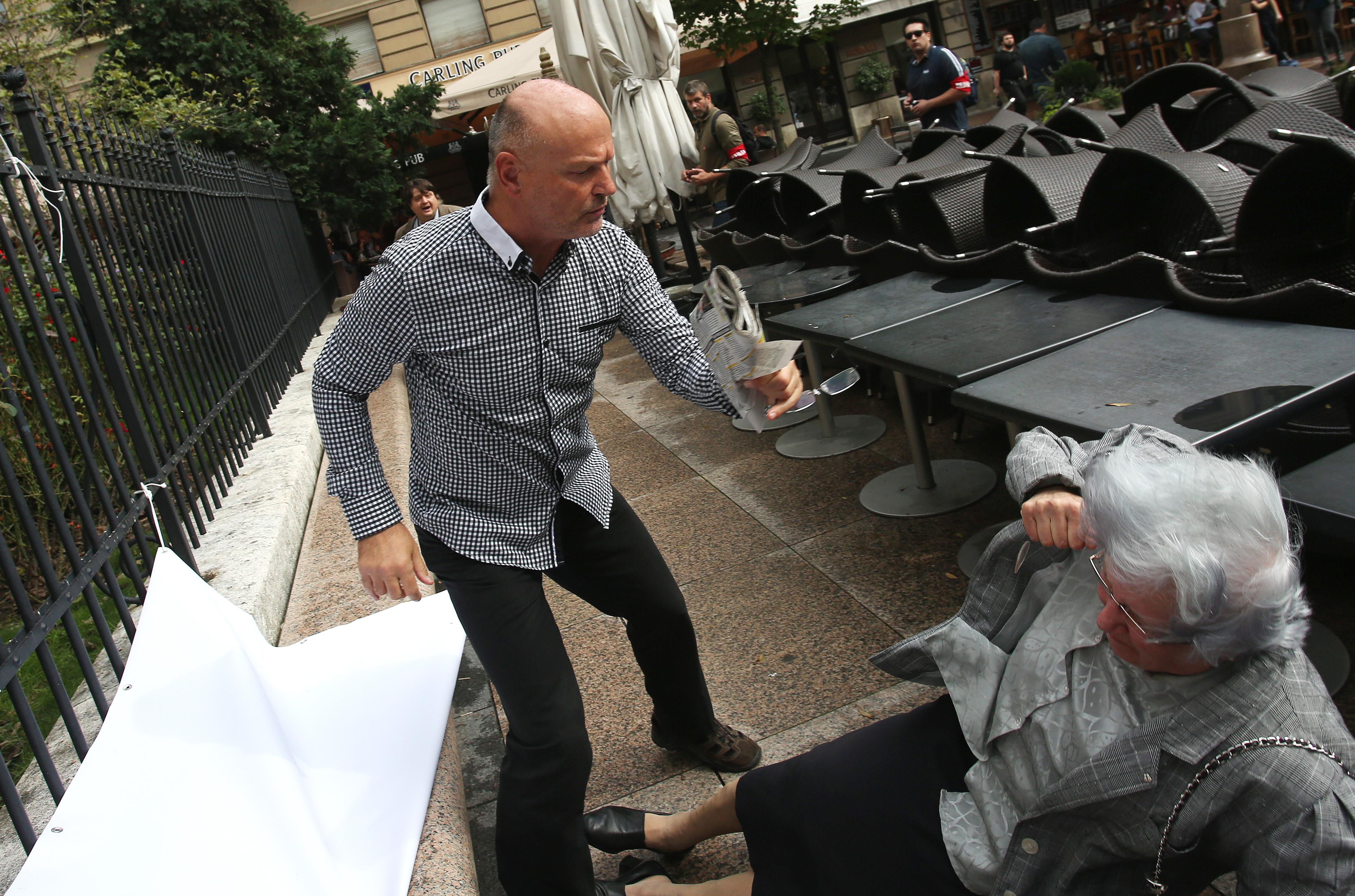 Dr. Ružica Ćavar: Divljački me napao, slomio mi ruku i dobio samo ...
