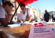 UIO referendum izborni zakon štand preferencijski