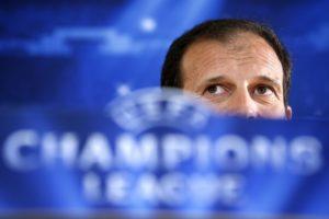 MONACO FRANCE SOCCER UEFA CHAMPIONS LEAGUE