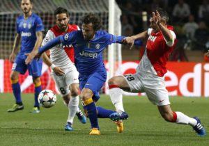 MONACO SOCCER UEFA CHAMPIONS LEAGUE