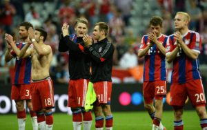 Bayern aplauz