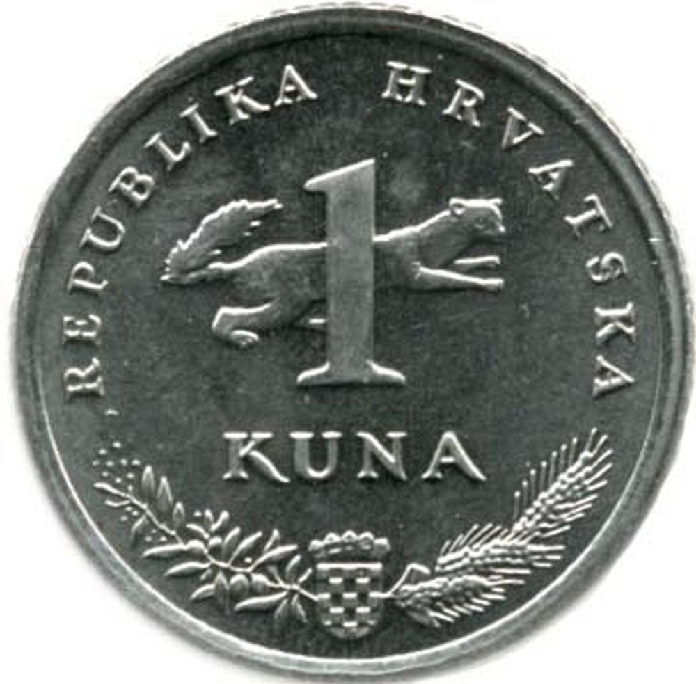 Hrvatska kuna