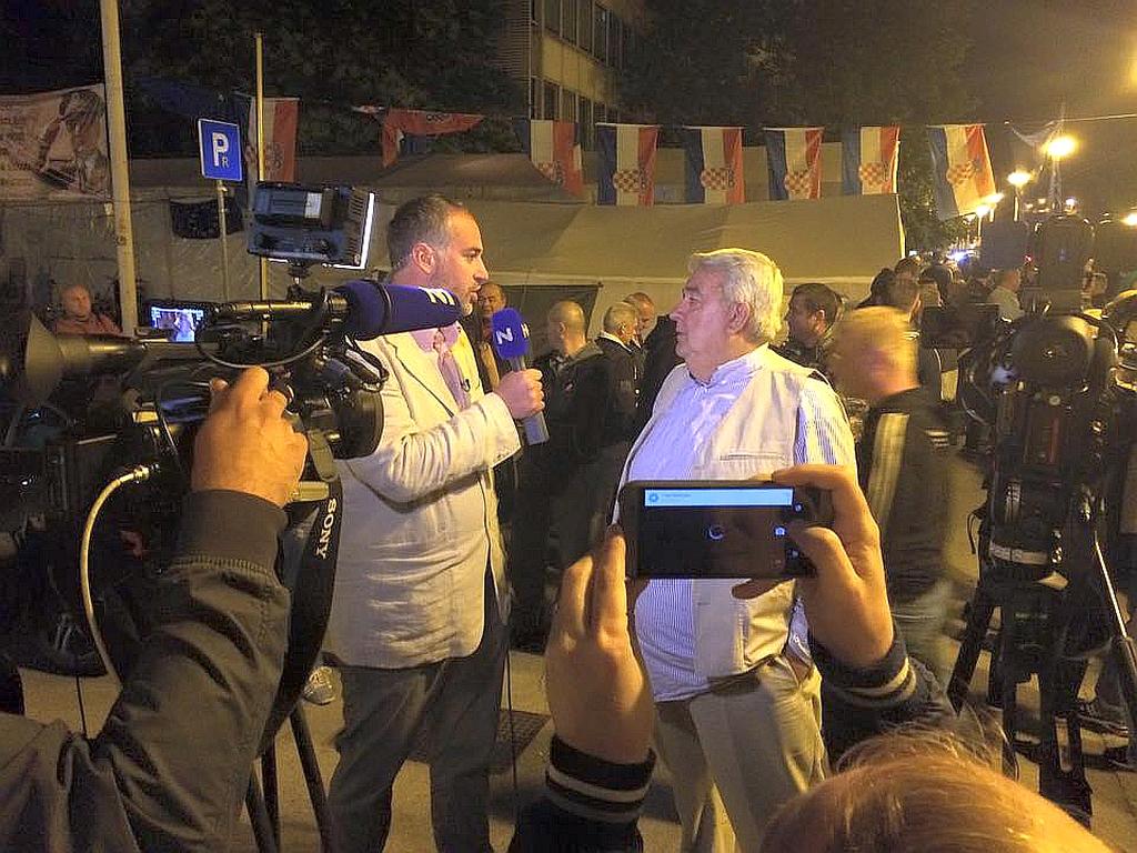 Peternel Čičak HHO prosvjed branitelja 28 svibnja 2015