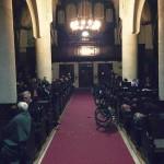 crkva sv Marka prosvjed branitelja ponoc prosla