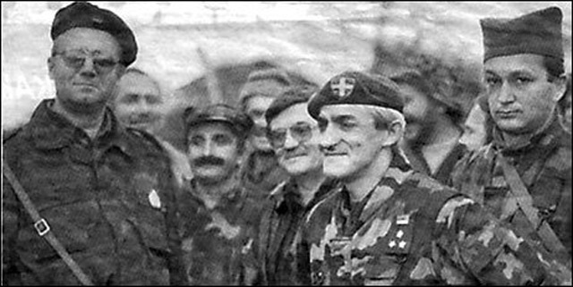 šešelj i vasiljković kapetan dragan