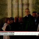 prosvjed branitelja trg sv Marka 23 sata 32 minute snimak ekrana hrt