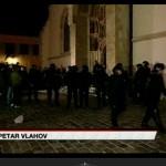 snimak ekrana braniteljski prosvjed trg sv Marka 001 hrt 23 sata 15 minute