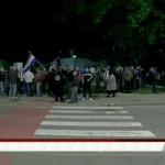 snimak ekrana braniteljski prosvjed trg sv Marka 001 hrt 23 sata Osijek