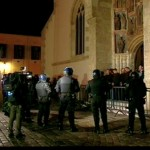 snimak ekrana trg sv Marka branitelji svecenici 23 sata 57 minuta
