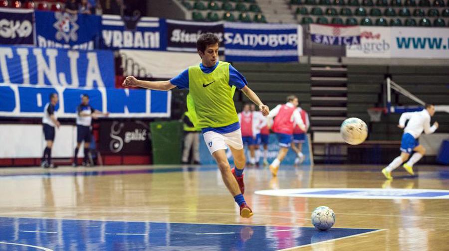 Matija Capar, foto: futsal-dinamo.hr