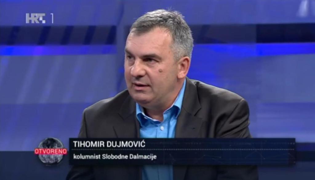 Tihomir Dujmović 22 prosinca 2015
