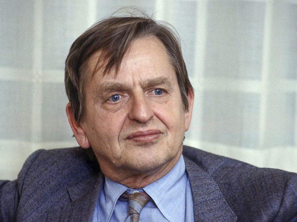 30 anniversary of Olof Palme assassination