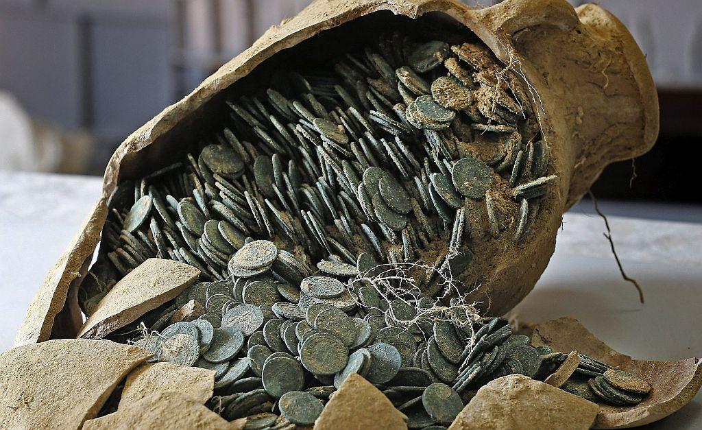 datiranje izraelskih kovanica