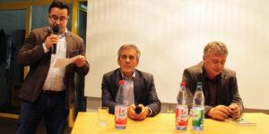 Skup prije prikazivanja filma Jasenovac - istina otvorio je ugledni odvjetnik Tomislav Ćunović