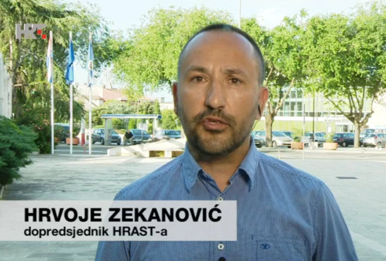 Hrvoje Zekanović hrast