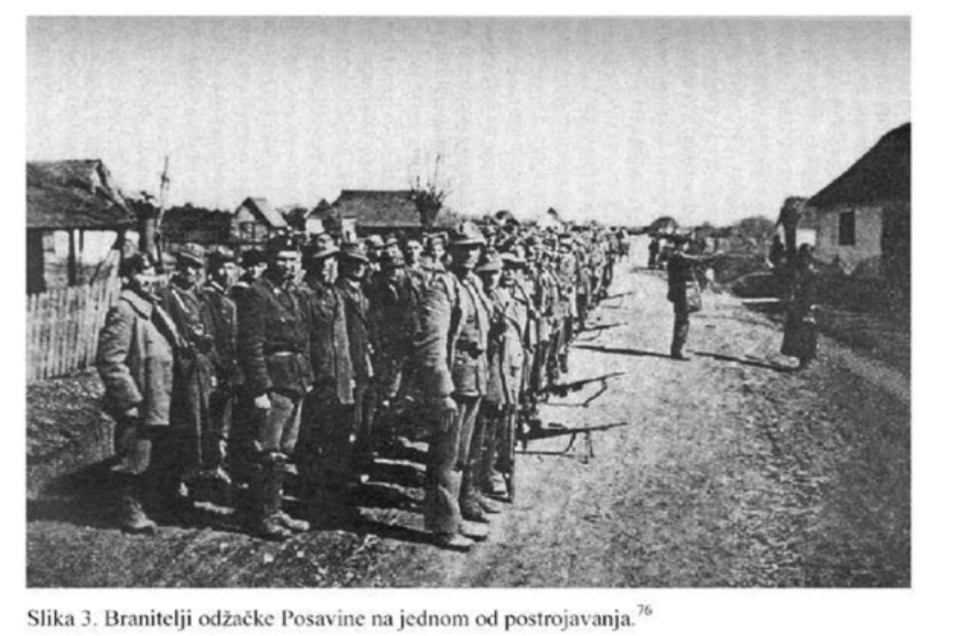 Malo Je Poznato Da Se Posljednja Bitka II Svjetskog Rata Vodila Za Hrvatsko Mjesto Odak U Bosanskoj Posavini
