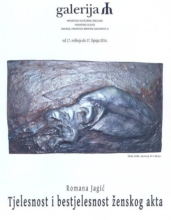 Izložba katalog Romana Jagić