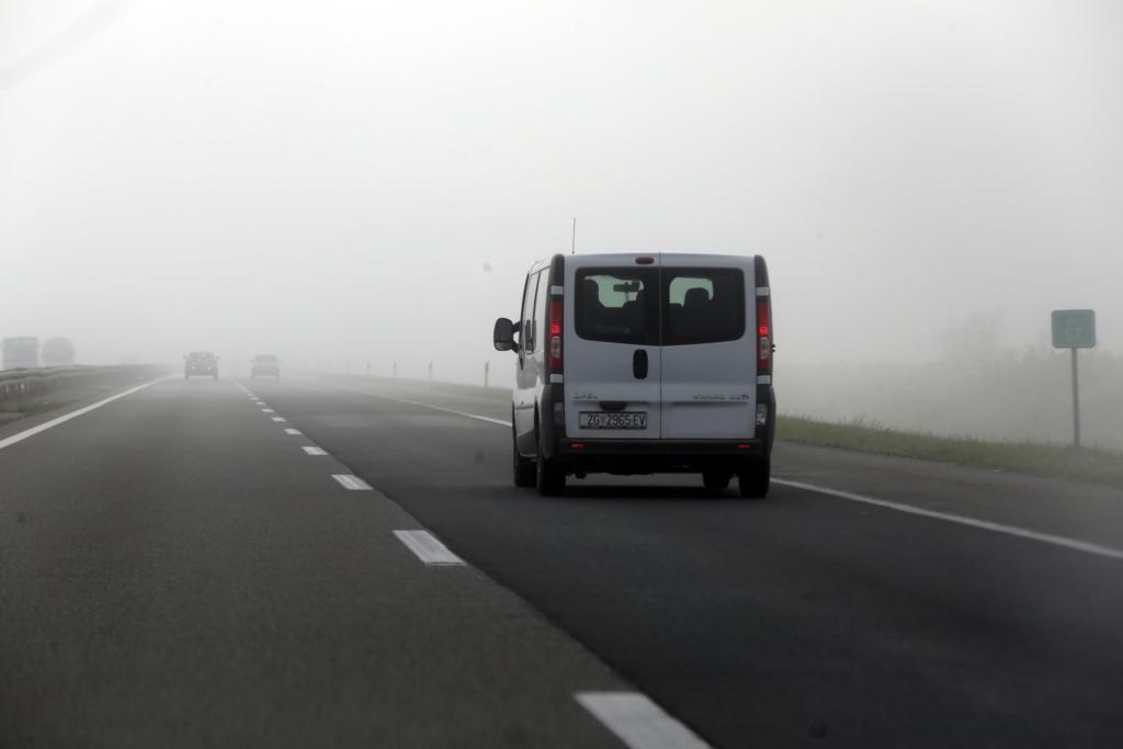 HAK: Ponegdje magla, pojačan promet na gradskim prometnicama
