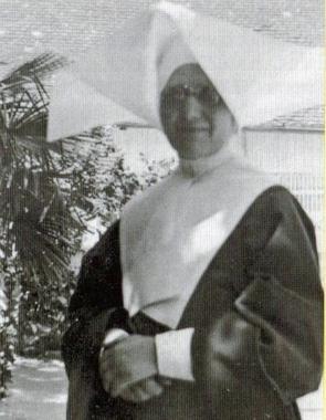Foto: Časna sestra Pulherija Barta. www.jaska.com.hr