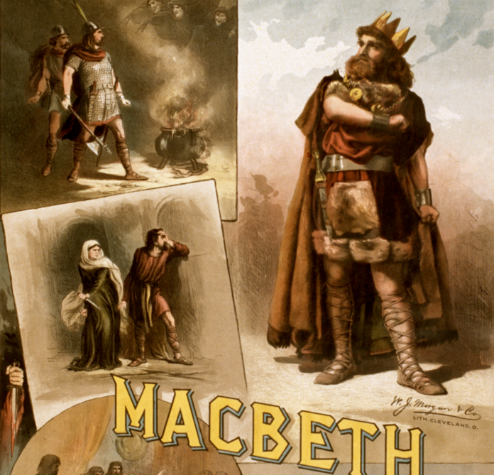 the character of lady macbeth in macbeth by william shakespeare Read macbeth by shakespeare free essay and this duality in lady macbethвђ™s character plays a huge role in planting in william shakespeare's macbeth.
