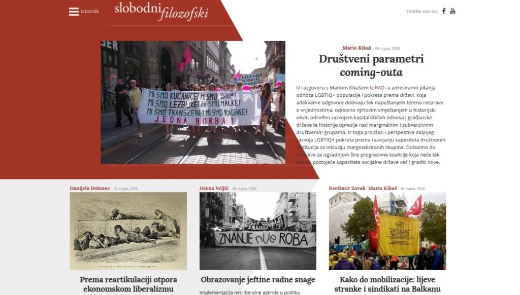 Foto: Snimka zaslona, slobodnifilozofski.com