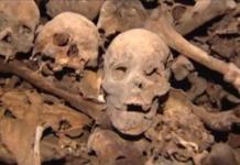 U šumi Biljeg na Banovini partizani su zazidali tisuće živih ljudi kao u Hudoj jami