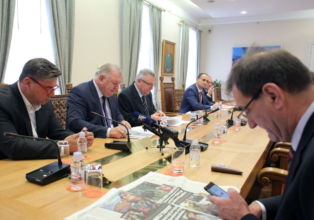Kako je HDZ-ov Bačić najavio: Odbor za veterane povukao amandman o Danu antifašističke borbe