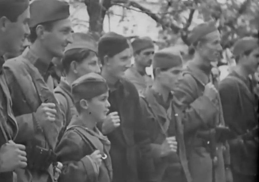 19 Sijecnja 1944 Osnovan X Zagrebacki Korpus Novj Zasto Su