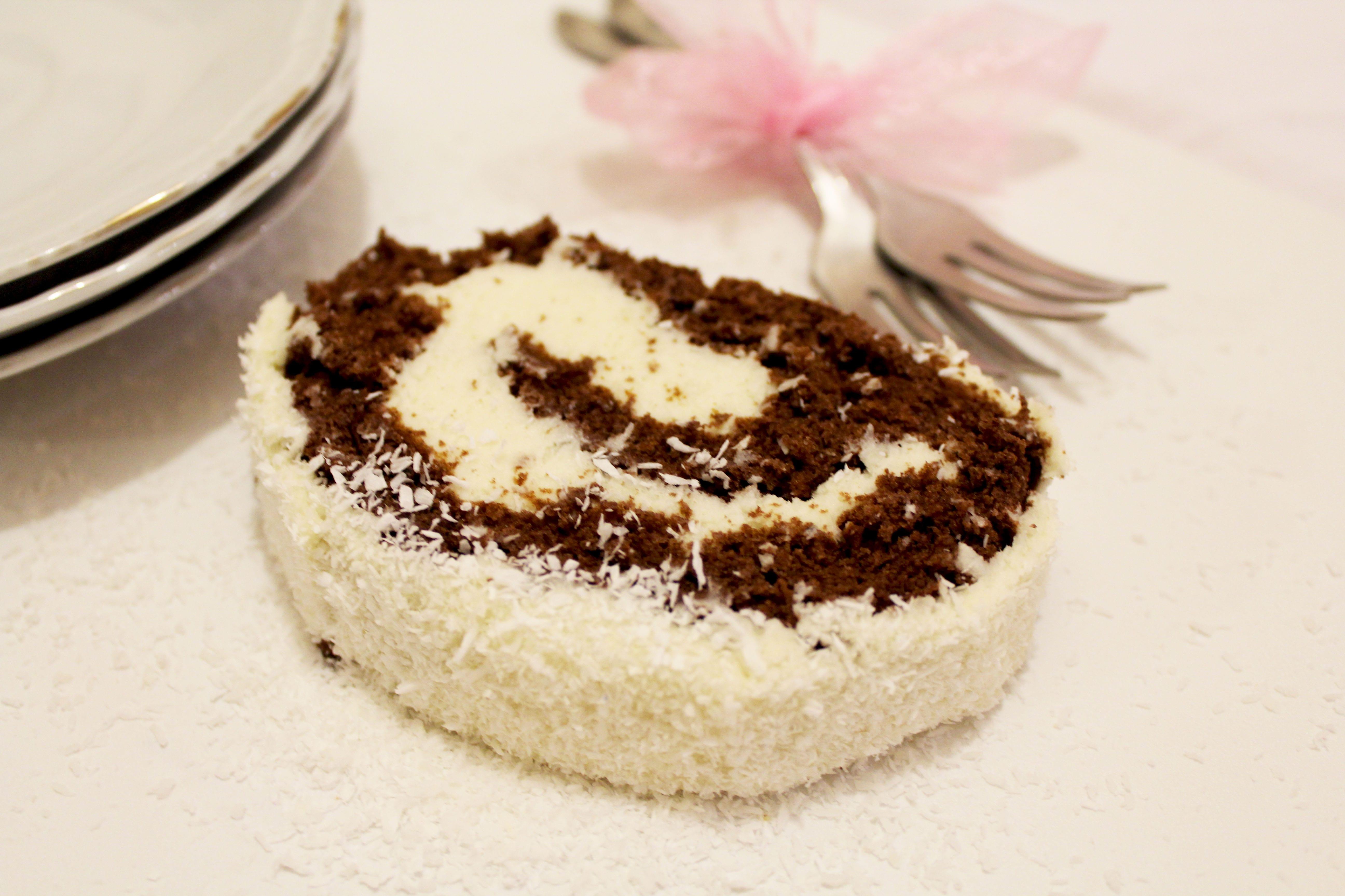 Preukusni roščići sa puno vanilije jer je glavi sastojak prah za puding od vanilije.