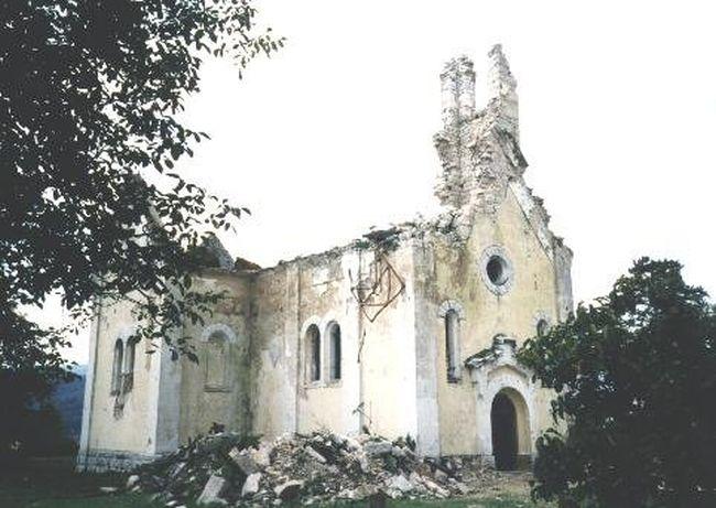 13. siječnja 1992. zapaljena crkva u Maljkovu – šokantni podaci o ...