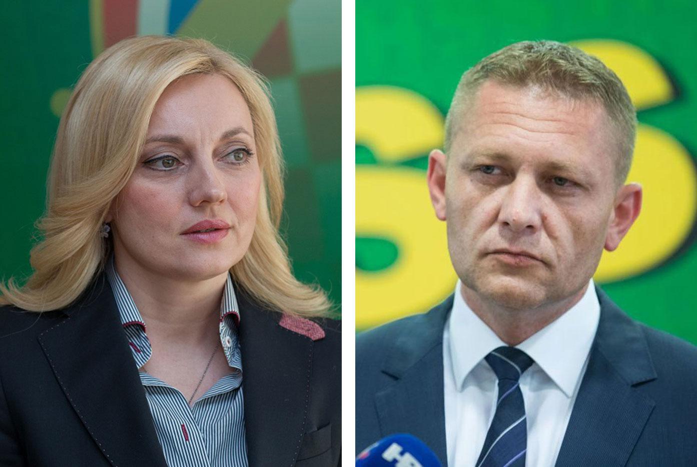 Nakon što je Petir poručila da ne želi da Beljak harači državom, Beljakov HSS ustvrdio: 'Ona je naštetila ugledu i časti HSS-a'