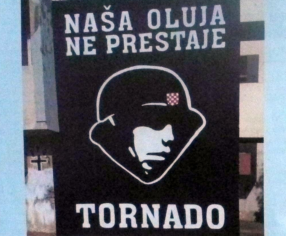 Dr Sc Mario Jareb Grb Koji Je Zadarski Tornado Naslikao