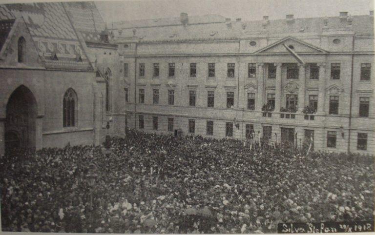 29 Listopada 1918 Zagreb Kako Je Hrvatska Naivno I Ubrzano
