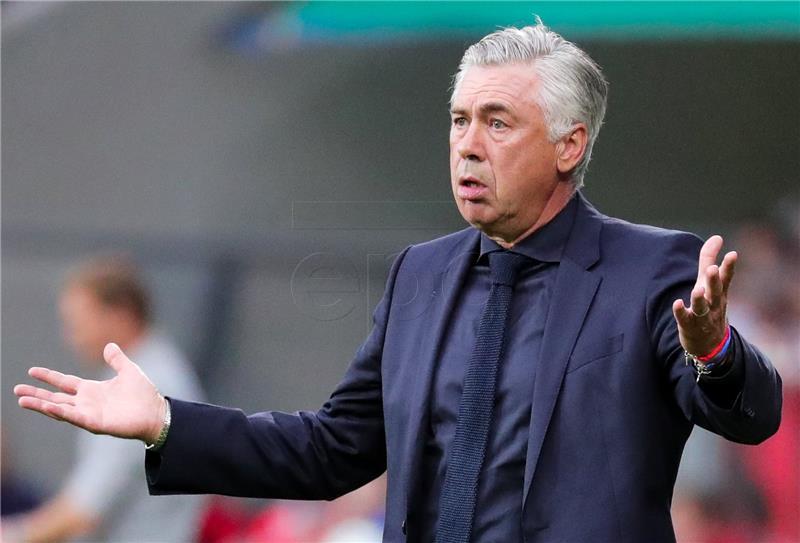 Ancelotti objasnio zašto je izvadio Modrića u 75. minuti utakmice s Villarrealom