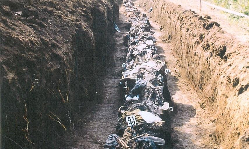 Video Strava U Lovasu 1991 Hrvati Mučeni I Ubijani S