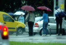 kiša u zagrebu