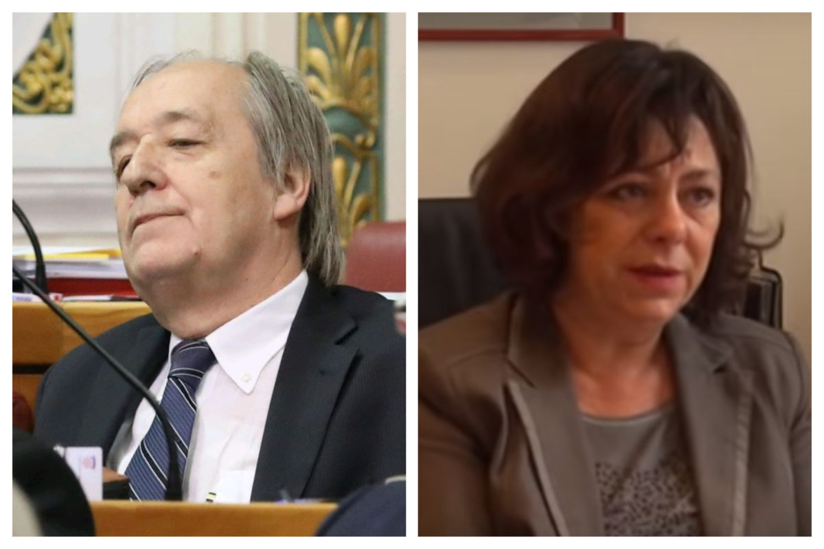 Supruga Furija Radina 14 godina vodi Vladin ured - Plenković joj ...
