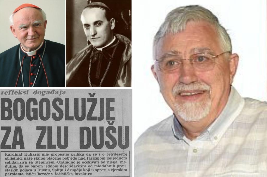 Ivan Jaklin Tako Je Govorio Kardinal Kuharic Portal Hrvatskoga