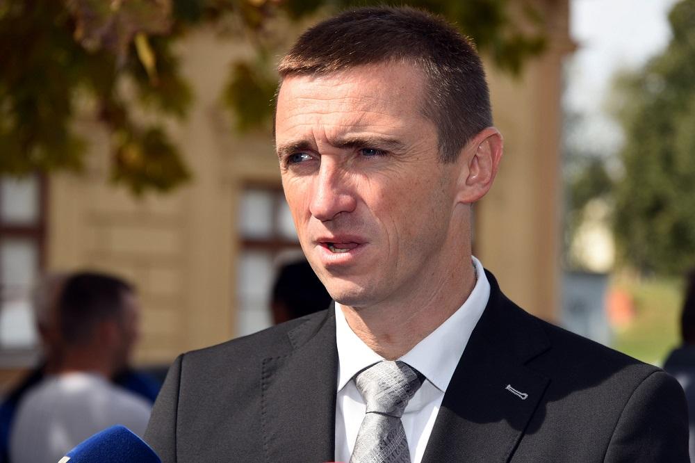Vukovarski gradonačelnik Ivan Penava: Razmišljam o kandidaturi za ...