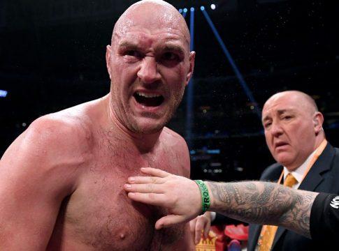 Fury i Joshua dogovorili borbu, spektakl u Saudijskoj Arabiji