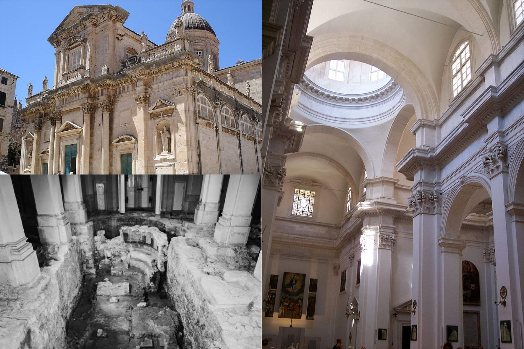 Foto Upoznajmo Hrvatske Katedrale 5 Znate Li Sto Se Nalazi