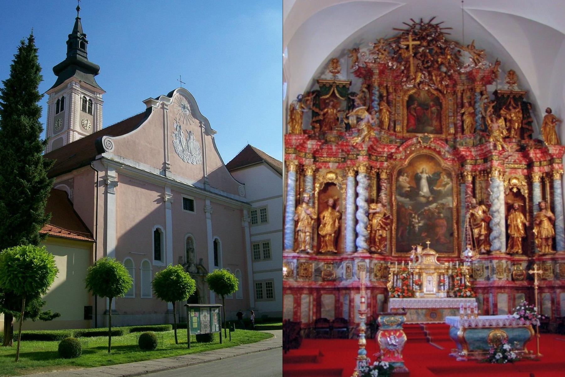 Foto Upoznajmo Hrvatske Katedrale 6 Znate Li Da Je Varazdinska