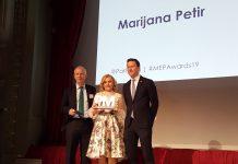 Marijana Petir dobila EU Oskara za poljoprivredu i posvetila ga hrvatskim poljoprivrednicima