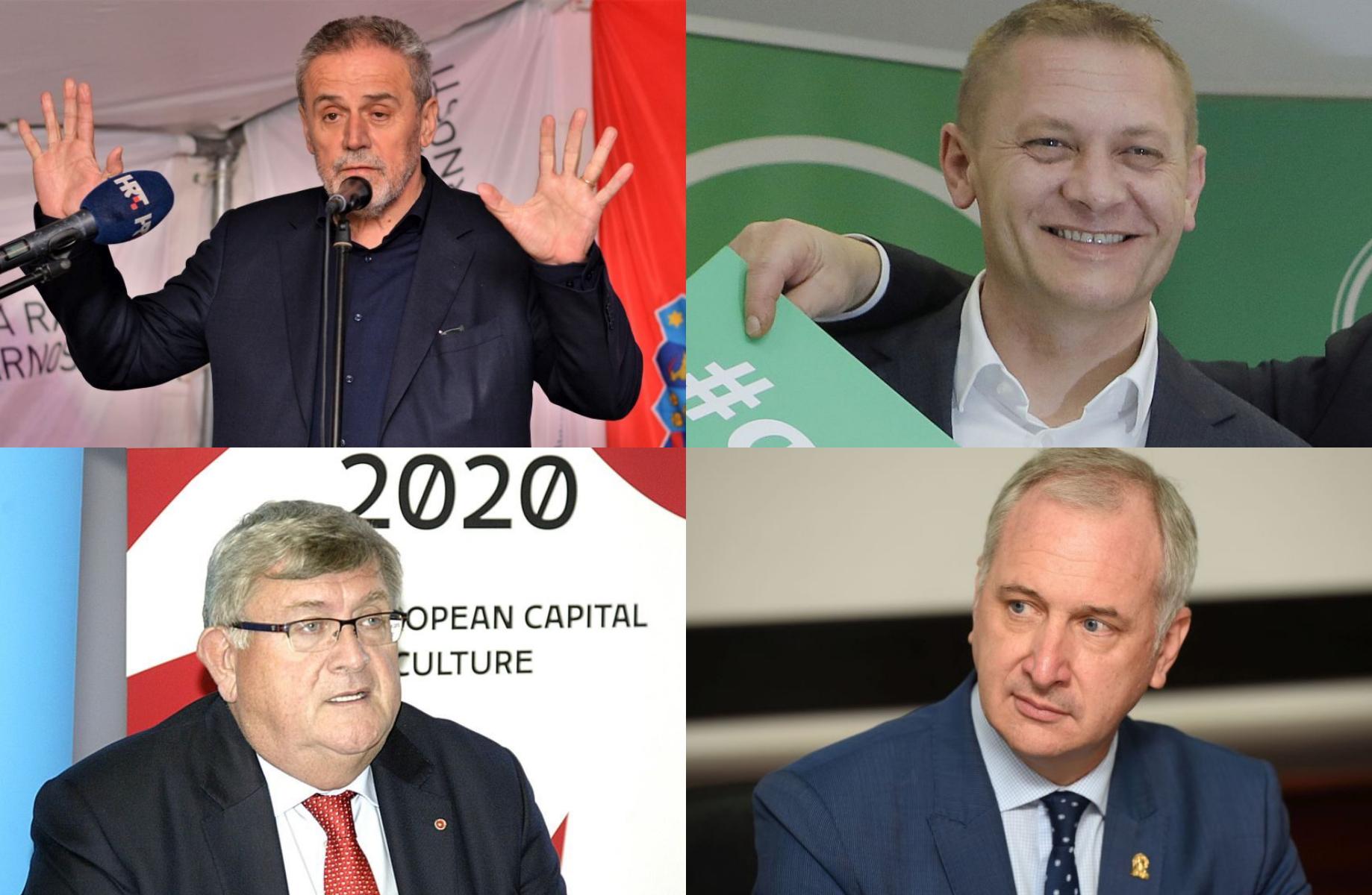 Znate li koji hrvatski gradonačelnik ima najveću plaću?