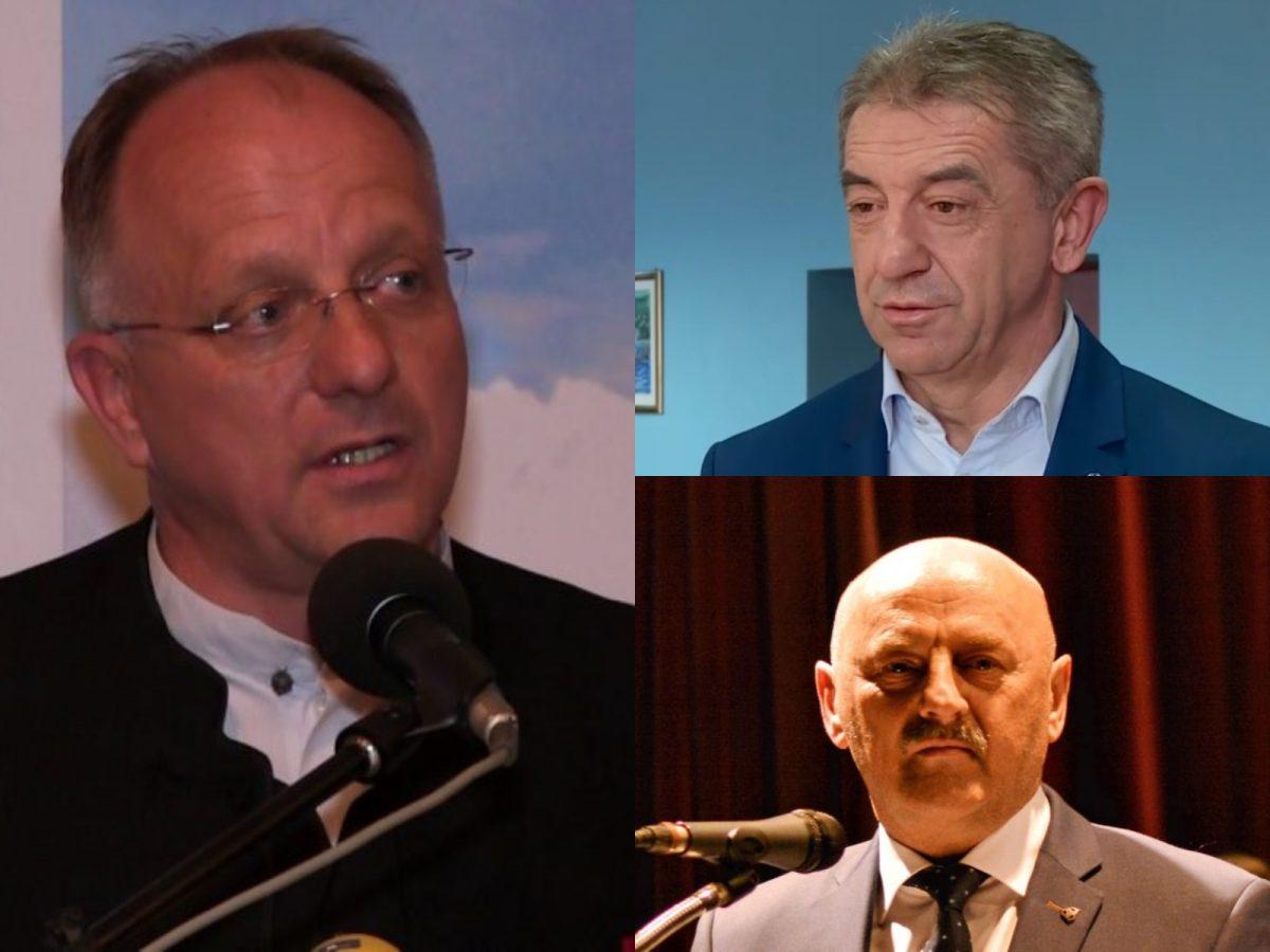 Nositelj nezavisne liste Anto Dabo (Bura promjena) priopćio je da podupire razgovor Milinovića i Starčevića
