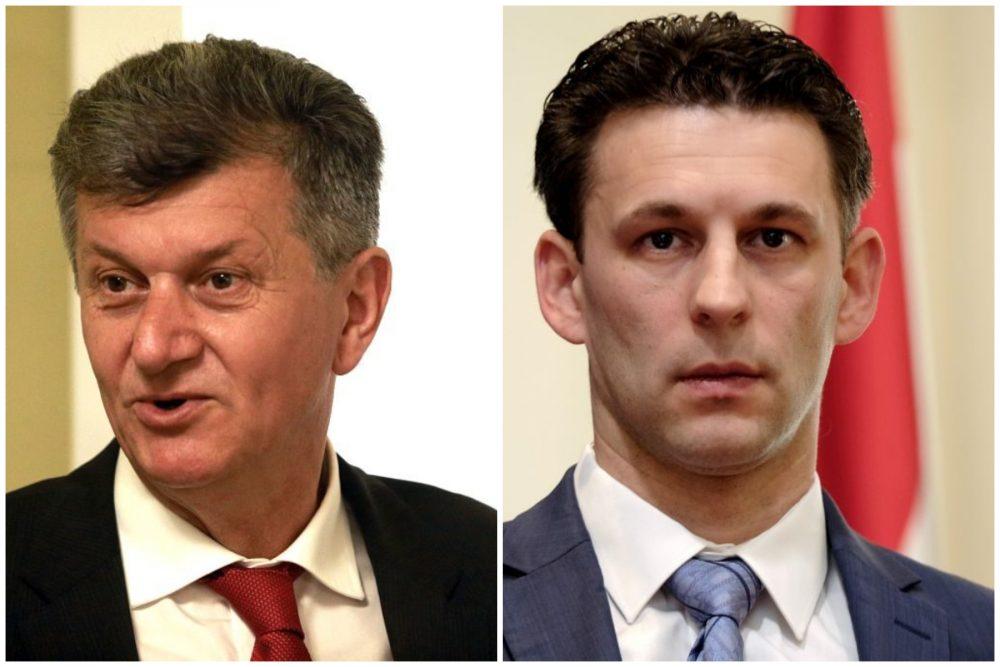 Liječnička komora pokreće disciplinski postupak protiv ministra Kujundžića i Mostovog Bože Petrova