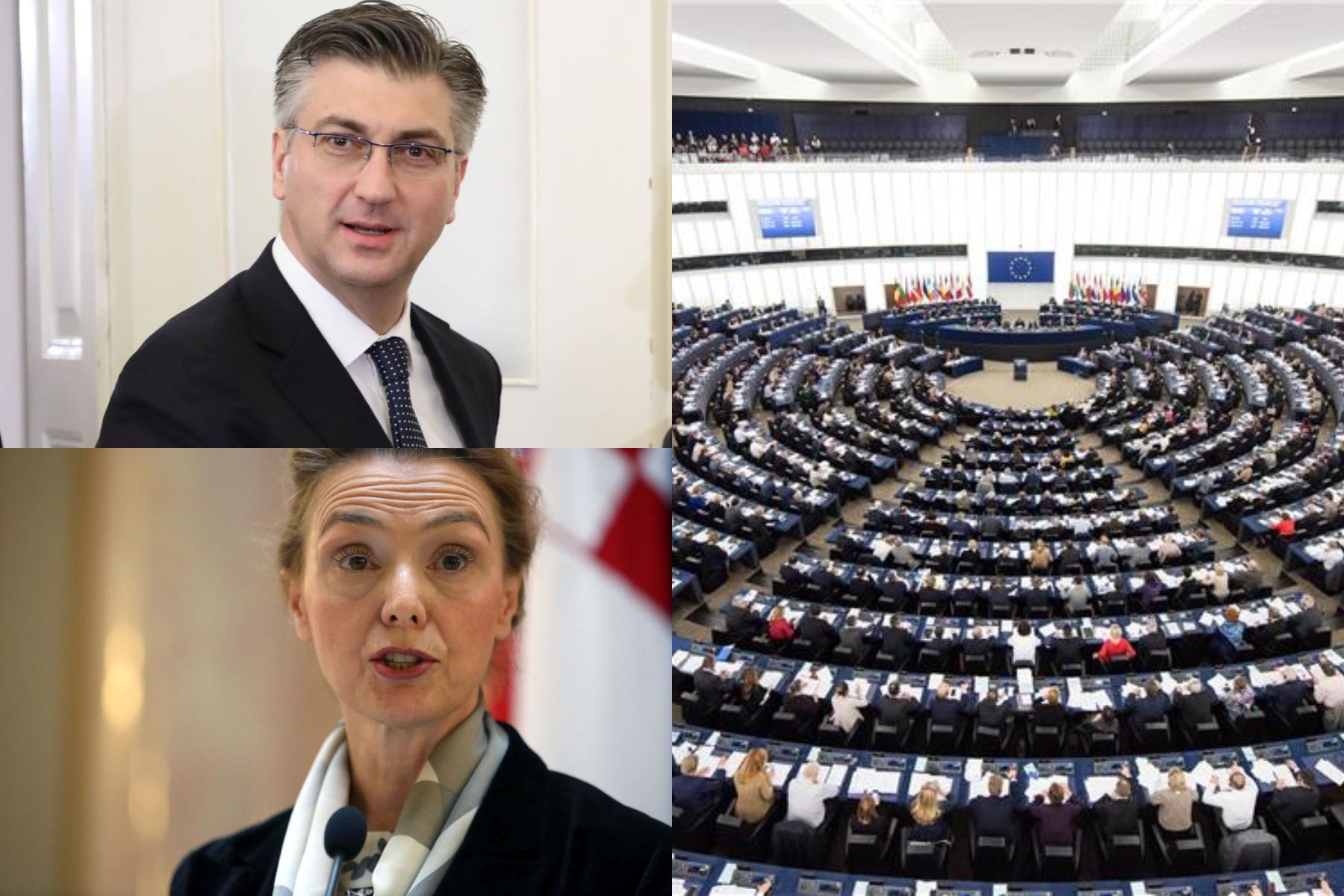 Pročitajte što su nam odgovorili iz Plenkovićeve Vlade na upit o hrvatskom jeziku u EP-u!