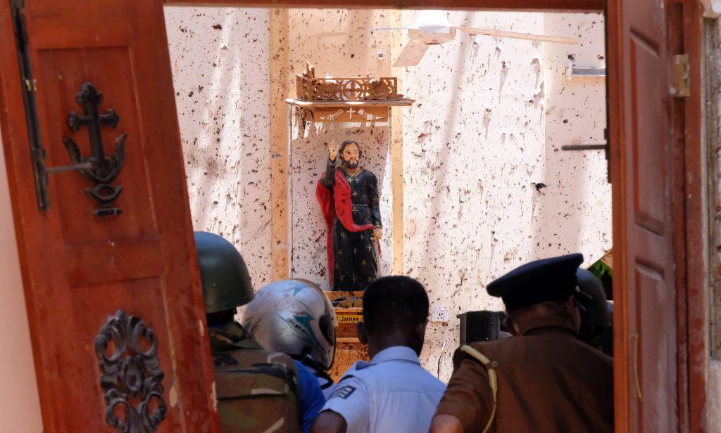 Sri lankan kršćani