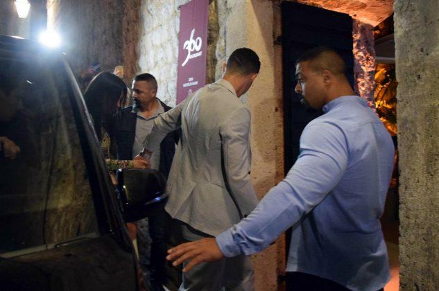 (FOTO) Pogledajte koji su restoran u Dubrovniku Ronaldo i Georgina izabrali za večeru